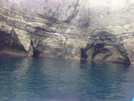 Dogashima Tensodo Cave: Viagem de barco com muita aventura!