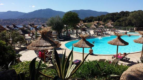 Camping Vigna Maggiore : super piscine
