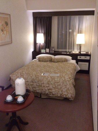 Sunshine City Prince Hotel : ベッド