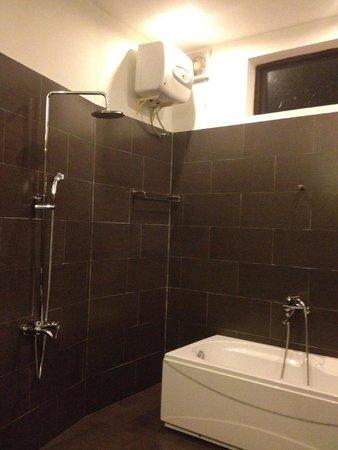 Green Tea Homestay : Bathroom