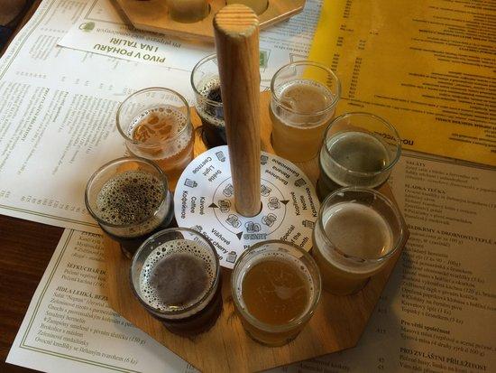 Pivovarsky dum : Beer tasting set