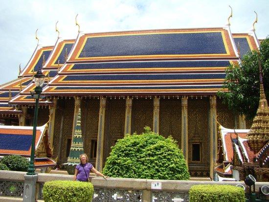Temple of the Emerald Buddha (Wat Phra Kaew): храм