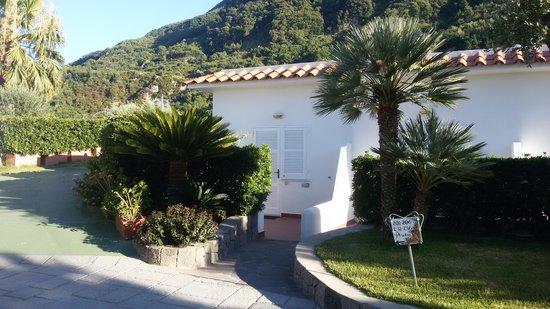 Poggio Aragosta Hotel & Spa: ingresso camera