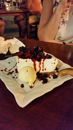 15: Cheesecake