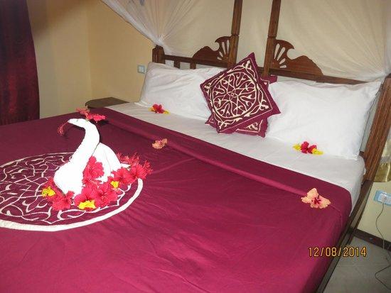 Uroa Bay Beach Resort: last day