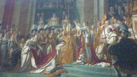 Musee du Louvre: La coronación