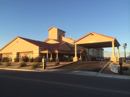 Comfort Inn & Suites : Comfort Inn Lordsburg NM