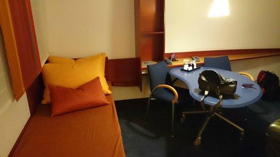 Novotel Suites Hannover City: Despacho