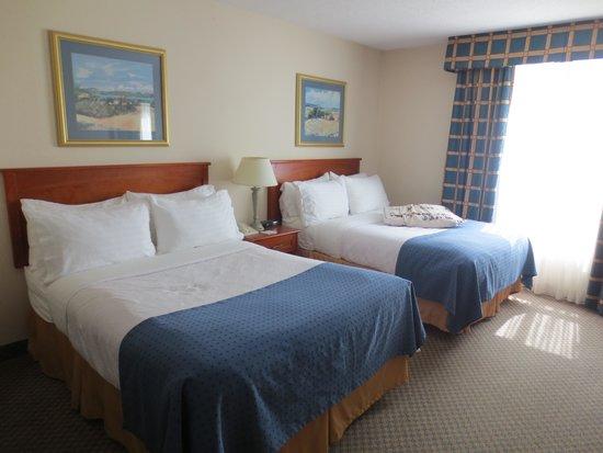 Holiday Inn Toronto Bloor Yorkville : the room