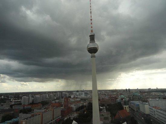 Park Inn by Radisson Berlin Alexanderplatz: The TV Tower