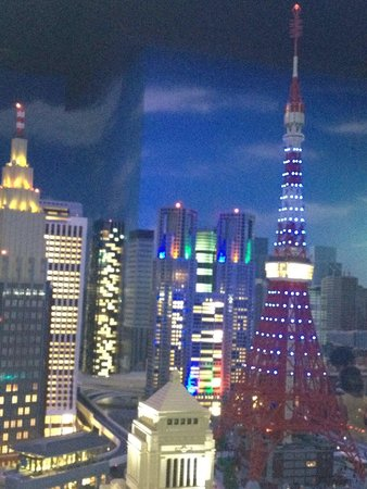 東京タワー 全部ブロックでできています! - Picture of Legoland Discovery Center Tokyo, Minato - T...