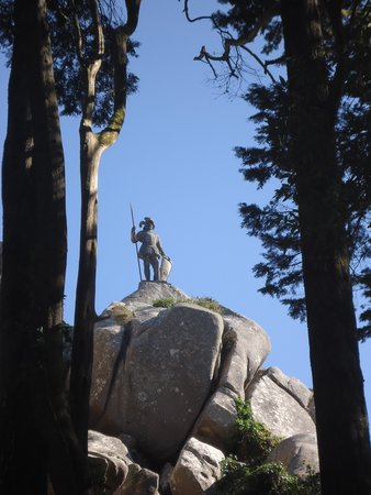 Estatua do Guerreiro