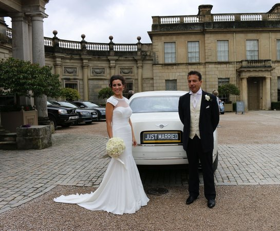 Таплоу, UK: Outside Cliveden House