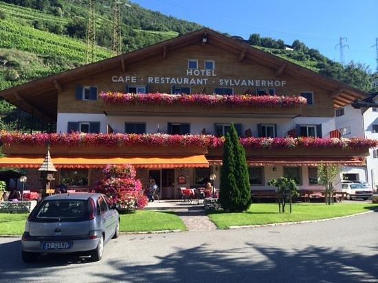 Hotel Sylvanerhof : Sylvanerhof im Sommer