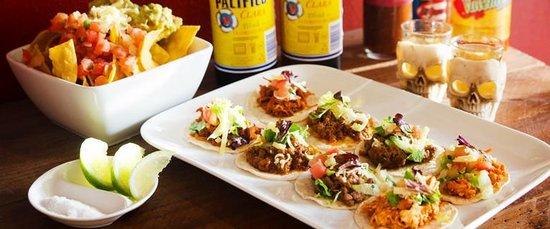 Mexican Burrito Cantina