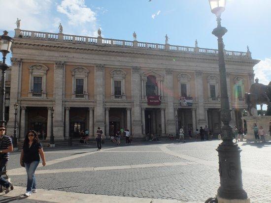 Musées du Capitole : Musei Capitolini 1