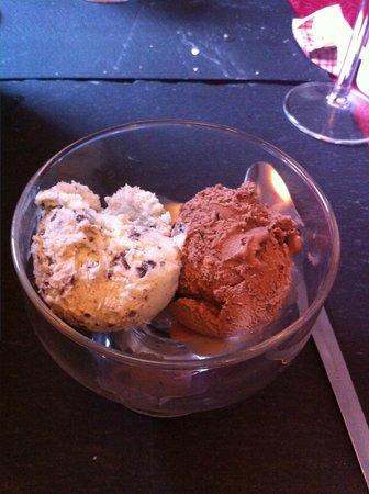 L'Ardoise : Ice Cream.