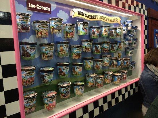 Ben & Jerry's: Yummmmmm