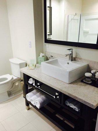 Holiday Inn Sarasota - Airport: superb bathroom