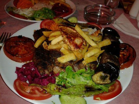 Joseph's Restaurant : Scrumptious food.