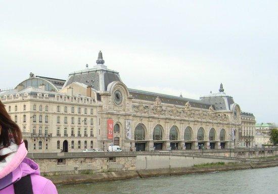 Musée d'Orsay: La stazione Orsay