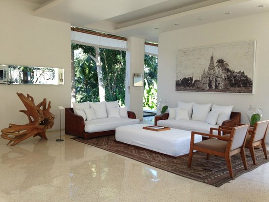 COMO Shambhala Estate, Bali: Lobby
