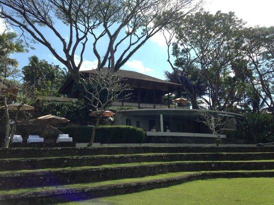 COMO Shambhala Estate, Bali: Main pool and Spa