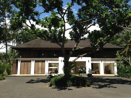 COMO Shambhala Estate, Bali: Hotel lobby
