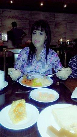 Breakfast@Sukajadi Hotel Bandung