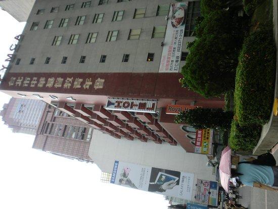 Y Hotel Taipei: 外観です。