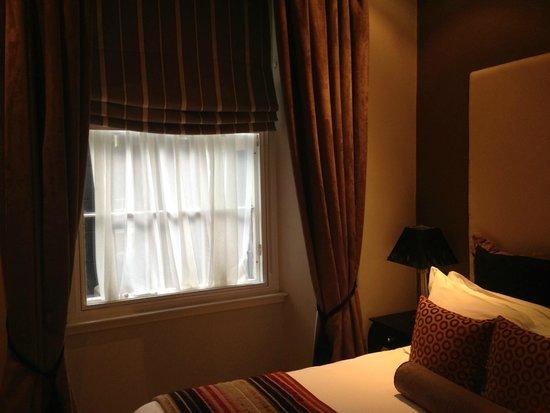 Fraser Suites Edinburgh : Habitación