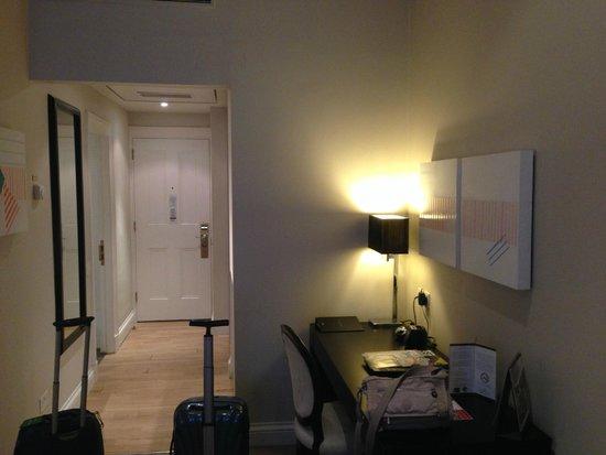 Fraser Suites Edinburgh: Habitación