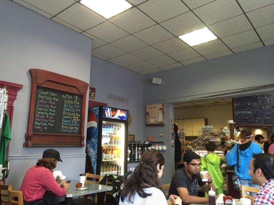 Bank Cafe: Yummy breakfast!
