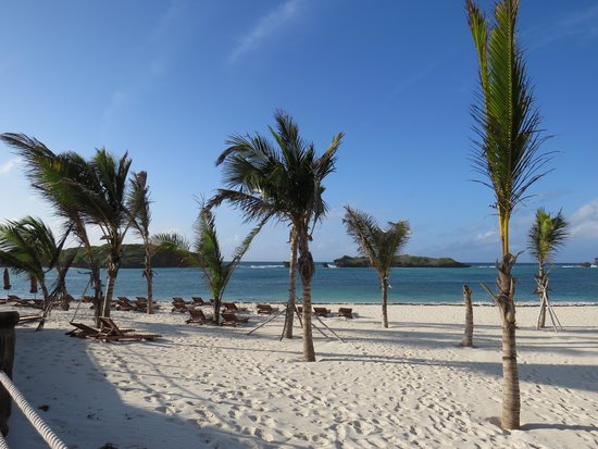 Seven Islands Resort: panorama