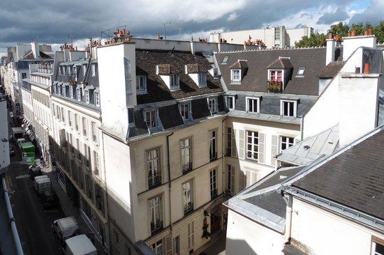 Millesime Hotel: Vue de la chambre