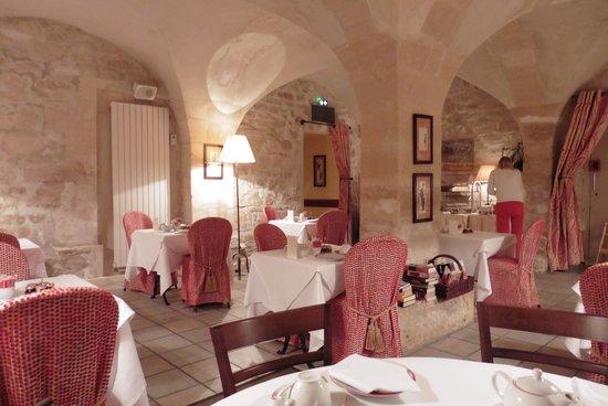 Millesime Hotel : Salle des petits-déjeuners