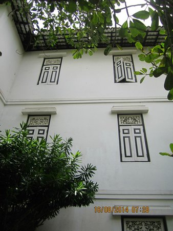 Paradise Road The Villa Bentota: The view at the windows of the villas