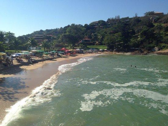 Ferradurinha Beach : Praia Ferradurinha