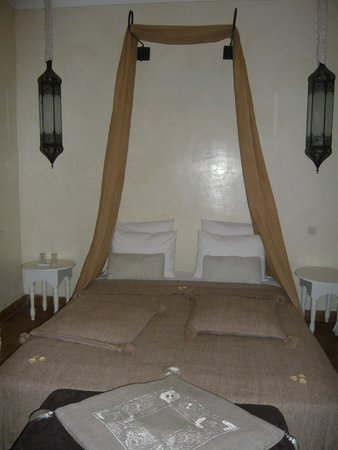 Riad les Orangers d'Alilia Marrakech : chambre