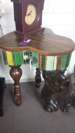 Good Goods: Upcycled table