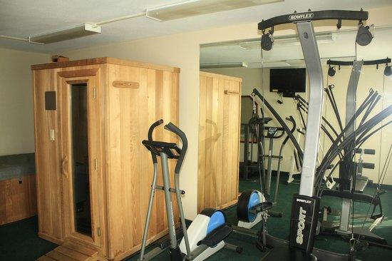 Super 8 Somerset: Gym