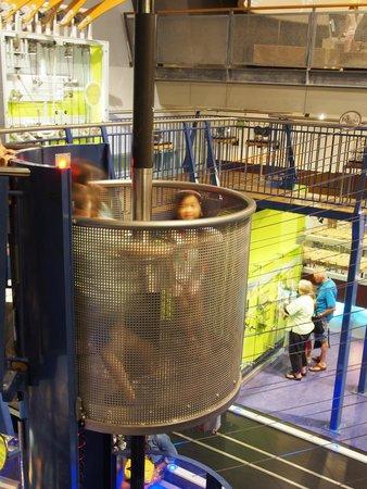 Science Center NEMO: A manual life