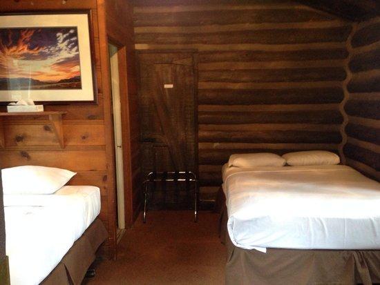 Grand Canyon Lodge - North Rim: Camera da letto