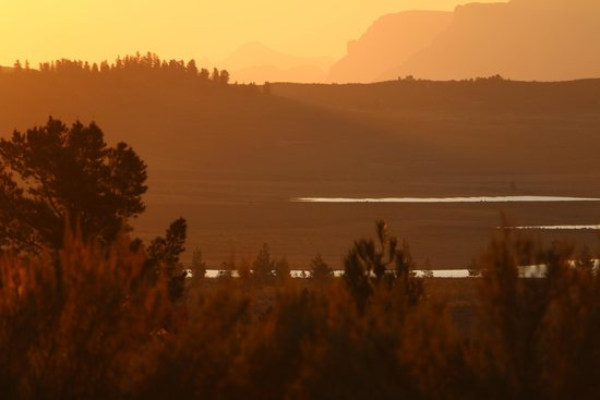 Matroosberg Nature Reserve: Sunset splendor