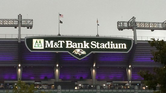 M&T Bank Stadium: August 2014 Preseason Game