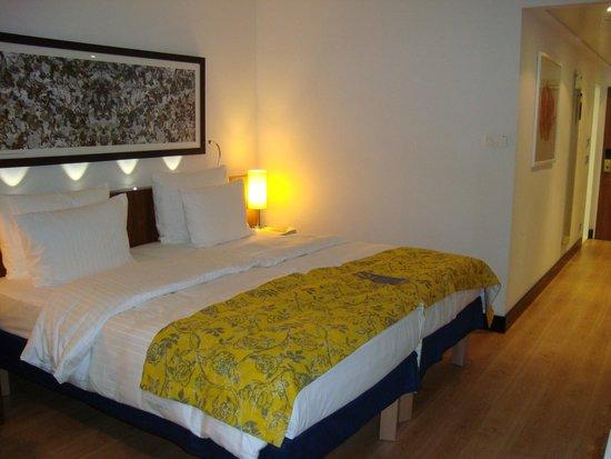 Radisson Blu Hotel, Hamburg: Bed