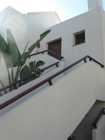 Suite Hotel Atlantis Fuerteventura Resort : Vue de l'entrée de la suite