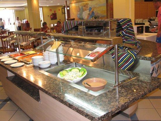 Suite Hotel Atlantis Fuerteventura Resort : buffet