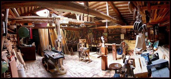 The workshop of Paolo Brandolisio