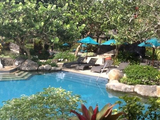 Hyatt Regency Yogyakarta: Big swimming pool